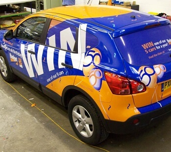 ..Vehicle wraps