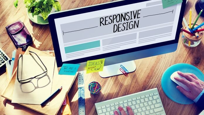 responsive website design guildford