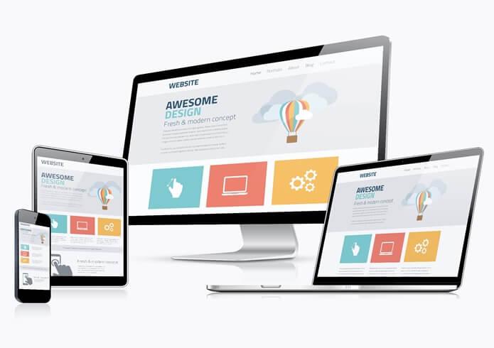 responsive website design surrey